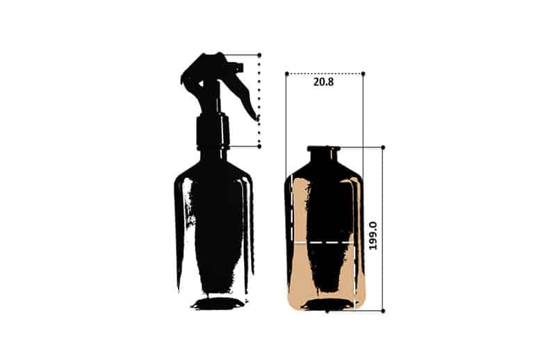 Bottle specification and measurement